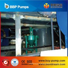 Pumping Flotation Concentrate Froth Pump