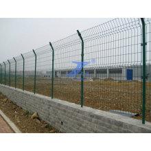 Valla de malla de alambre de seguridad de fábrica (fábrica)