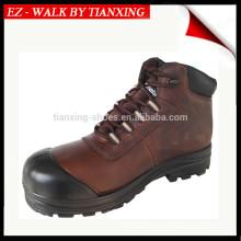 sapatos de segurança impermeáveis com pé de aço