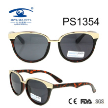 New Arrival PC Woman Style Sunglasses para atacado (PS1354)