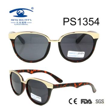 Neue Ankunfts-PC-Frauen-Art-Sonnenbrille für Großverkauf (PS1354)