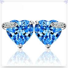 Moda jóias de prata brinco 925 jóias de prata esterlina (se097)