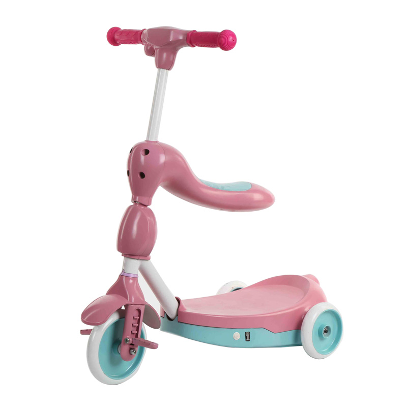 electric children scooter