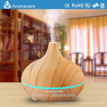 Difusor ultrasónico del aceite del humidificador de la niebla fresca 300ml con 7 luces LED del color