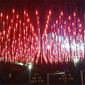 Madrix control 3d falling meteor shower lights