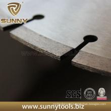 Segmented Stone Cutting Diamond Sharp Cutting Blade