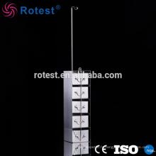 congélateur vertical avec tiroirs