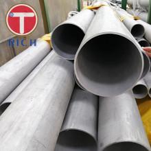 Nahtloses Duplex-Edelstahl-Rohr für Schiffsbau
