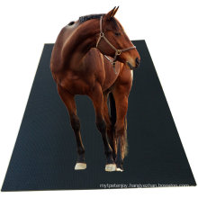 Hot Sale Non Slip Cow Cubicle Cattle Horse Stable Stall Equine Barn Alley Milking Rubber Mat