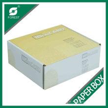 Caixas de papelão ondulado