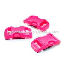 Fashion High Quality Colorful Small Side Release Buckle