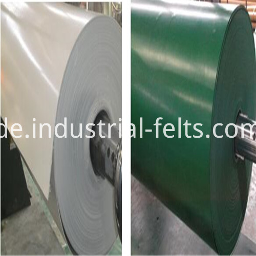 Pu Pvc Treadmill Conveyor Belt
