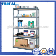High quality Economical light duty rivet shelving system for warehouse storage
