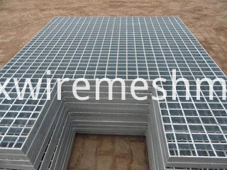 Steel Grating Ceiling