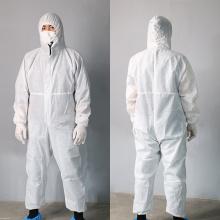 Housse de protection pour vêtements de travail Covid-19