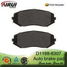D1188-8307 Front Brake Pad for Grand Vitara Vehicle