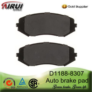 D1188-8307 Front Brake Pad for Grand Vitara Vehicle