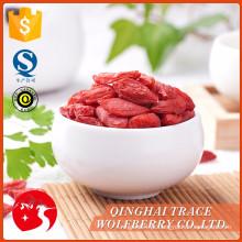 Boa qualidade vende bem wolfberry seco