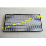 2016 steel frame oil vibrating sieving mesh/ Mongoose Shale Shaker Screen 585x1165mm
