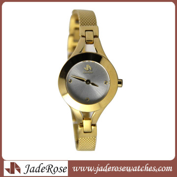 2015 Wholesale New Design Women Stainless Steel Watch