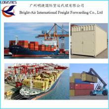 Worldwide Sea Cargo Ocean Shipping Transportation Services