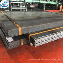 Tôle d'acier rouillé corten feuille d'acier corten A / B / SPA-H corten plaque d'acier rouillée prix