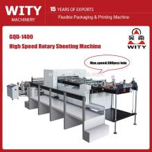 2015 High Precision Automatische Papierrollenschneidemaschine