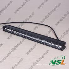 Barra clara super do diodo emissor de luz da alta qualidade IP67 100W, barra clara impermeável