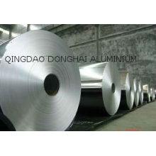 Feuille d'aluminium pour condensateur électrique