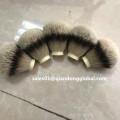 25mm High Mountain Silvertip Badger Hair Knot