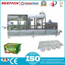 Высококачественная упаковочная машина для формовочно-набивной упаковки для кубиков йогурта (RZ-8L)