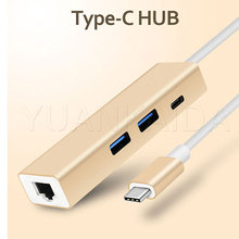 USB 3.1 to HUB/Ethernet/Type C PD Charging