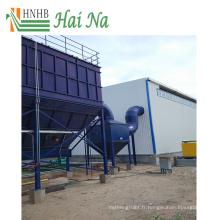 Filtre de collecteur de poussière de dispositif de contrôle de nettoyage d'air pour le granit