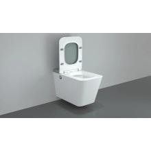 Baño moderno económico Inodoro sin tanque de cerámica sin montura