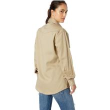 Women's Long Sleeve Snap Workshirt