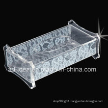 Exquisite Acrylic Display Box/ Clear Acrylic Exhibition Box (YT-27)