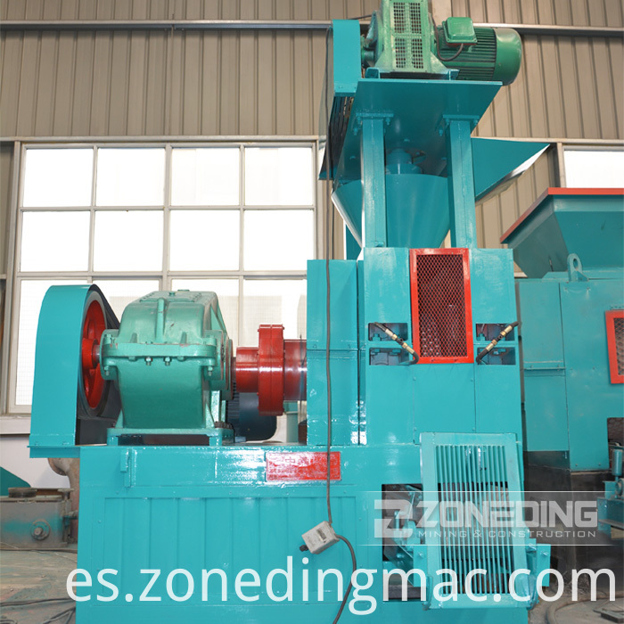 Aluminium Powder Briquetting Machine