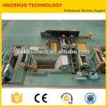Alta calidad HR CR SS GI Línea de corte de bobina de aluminio de cobre