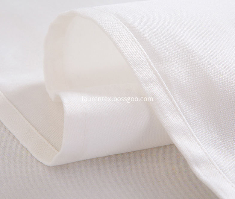 cotton hotel tablecloths