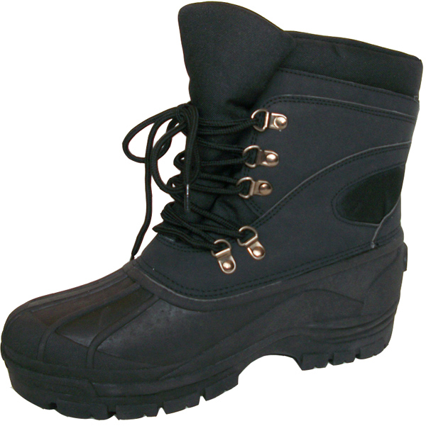 Quality Low-Cut Waterproof Snow Boots