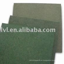 Junta de MDF verde impermeable