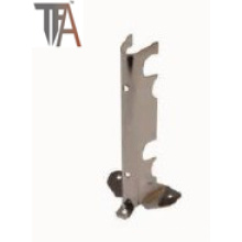 Soporte de cortina de hierro doble 19 * 19mm
