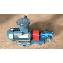 Conveying lubrication oil pump kcb gear pump