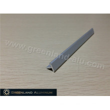 Matt Silver Aluminum T Shape Transition Tile Trim Profile