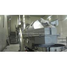 Machines vibrantes de séchage de lit de fluide