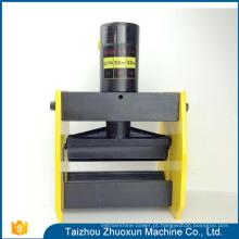 Máquina de processamento de perfuração pneumática de cobre pneumática do barramento do Cnc das ferramentas hidráulicas compactas do estilo