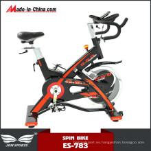 Alta calidad ajustable Lemond Spinning bicicleta estacionaria