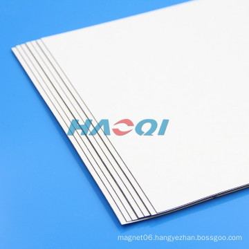 A3X1mm soft type rubber flexible magnet adhesive sheet