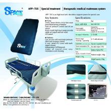 anti-decubitus mattress with compressor zipper PU cover laser holes APP-T05
