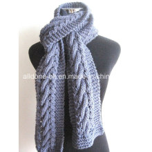 2016 New Design Fashion Custom Hand Knitted Scarf